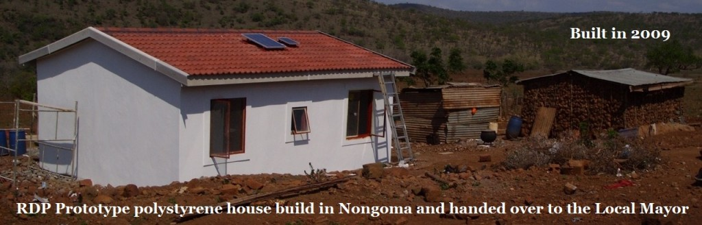 Nongoma RDP house1